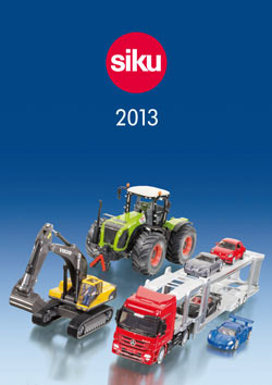 SIKU-Neuheiten2013